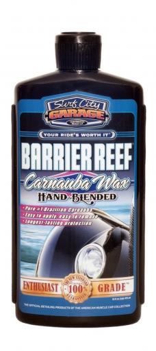 Surf City Garage Barrier Reef® Carnauba Liquid Wax, 16 Ounce