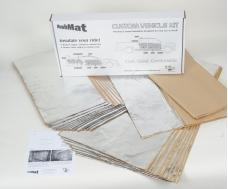 HushMat  Sound and Thermal Insulation Kit 62182