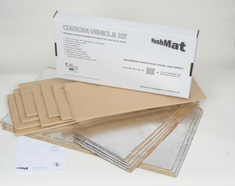 HushMat  Sound and Thermal Insulation Kit 65032