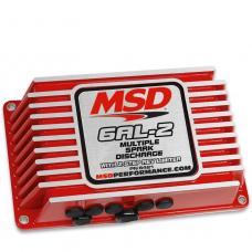 MSD 6AL-2 Series Multiple Spark Ignition Controller 6421