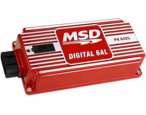 MSD Digital-6AL Ignition Controller 6425