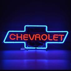 Neonetics Standard Size Neon Signs, Chevrolet Bowtie Neon Sign