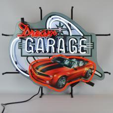 Neonetics Standard Size Neon Signs, Dream Garage Camaro Neon Sign