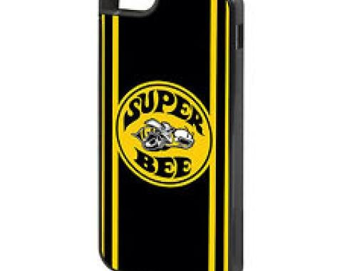 SuperBee IPhone 5 Rubber Case, Yellow