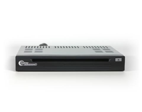 Custom Autosound Slim CD/DVD MP3 Player
