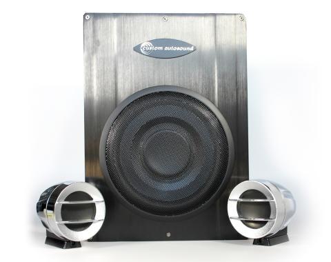 Custom Autosound System 1 Amplified Speaker System