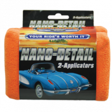 Nano Detail Applicators, Surf City Garage, 2 Pack