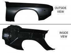 Challenger Front Fender, Right, 1972-1974