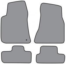 ACC  Dodge Challenger Floor Mat 4pc (FM331 FM331R) Cutpile, 2008-2010