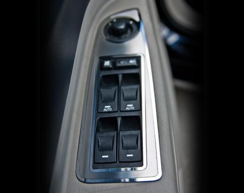 American Car Craft Door Handle Pulls 4pc 301002