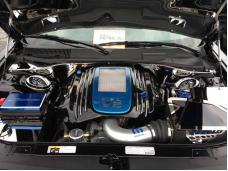 American Car Craft 2008-2011 Dodge Challenger Firewall Satin w/cap 153010