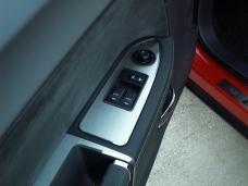 American Car Craft 2008-2014 Dodge Challenger Door Arm Control Trim Satin 2pc 151002