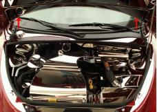American Car Craft Lower Hood Cowl Polished 713003
