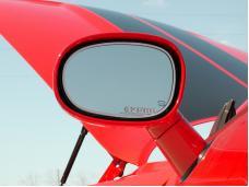 "American Car Craft 2008-2019 Dodge Challenger Side Mirror Trim""425HP"" 2pc 151015"