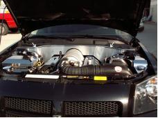 American Car Craft Firewall Satin SRT 8 w/Cap 303011