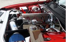 American Car Craft Plenum Cover Perforated 153026