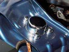 American Car Craft Shock Tower Cap Set Chrome 8pc 303015