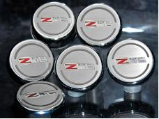 American Car Craft 2008-2018 Chrysler 300 Cap Cover Set Z06 505HP GM Licensed 6pc 043102