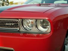 American Car Craft 2008-2014 Dodge Challenger Headlight Surrounds Satin 152001