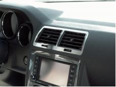 American Car Craft 2008-2014 Dodge Challenger A/C Vent Trim 5pc 151004