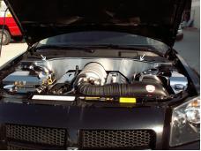 American Car Craft Firewall Satin Hemi 5.7L 303006