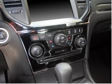 American Car Craft 2011-2013 Chrysler 300 A/C Radio Control Trim Rings 2pc 331021