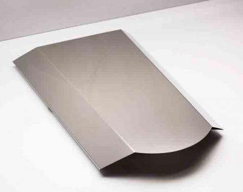 American Car Craft Plenum Cover Polished works only w/ACC Replacement Fuel Rail Covers 333018