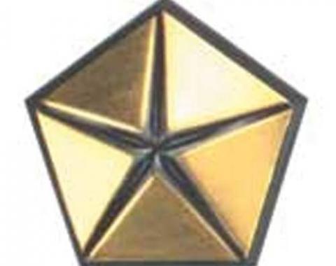 Mopar Pentastar Emblem, RH, 1967-1972