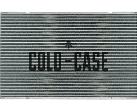 Cold Case Radiators 2000-01 Ram Radiator W/14 Inch cooler AT MOT564A