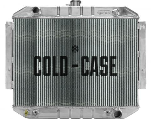 Cold Case Radiators 70-79 Dodge Van Truck w/ AC Aluminum Performance Radiator MOT561A