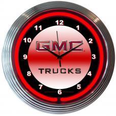 Neonetics Neon Clocks, Gmc Truck Neon Clock
