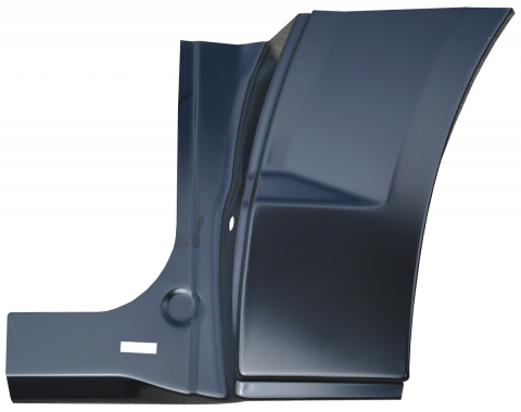 Key Parts '08-'14 Front Lower Quarter Panel Section, Driver's Side 1578-121