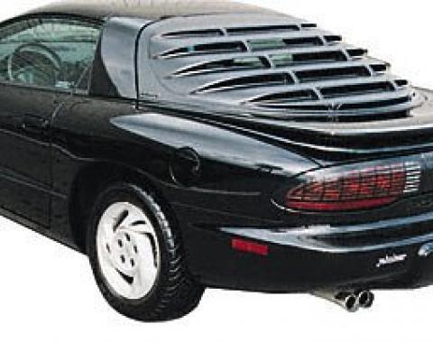F-Body Rear Window Louver, 1 Piece, 1993-2003