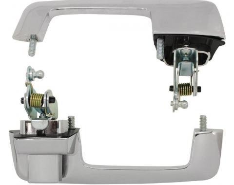 Trim Parts 67-70 MOPAR A-Body & 68-70 MOPAR B-Body Door Handles, Pair MP5230