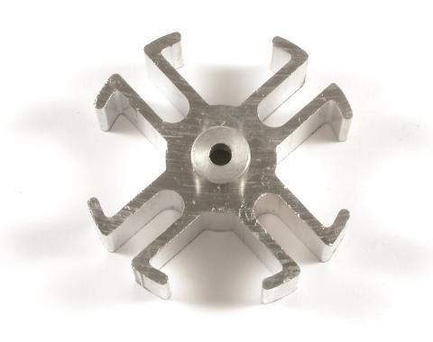 Mr. Gasket Aluminum Fan Spacer Kit 2391