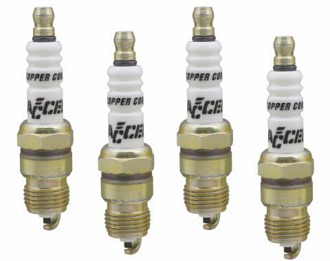Accel U-Groove Spark Plug Header Plug 0576S-4