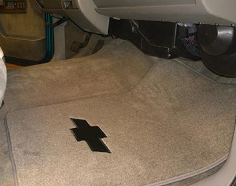 Auto Custom Carpets Essex Ultra Plush Floor Mats