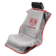 Seat Armour Dodge Seat Towel, Grey with Logo SA100DODG