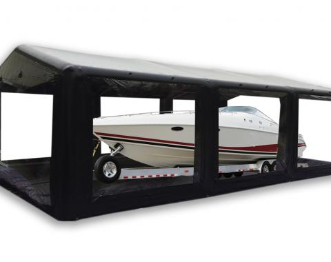 CarCapsule™ ProStation Showcase, Outdoor