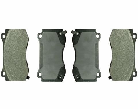 Right Stuff 05 - 10 Chrysler/Dodge/Jeep - 300 C SRT8/Charger SRT8/Magnum SRT8/Cherokee SRT -8; Brake Pads DP1149