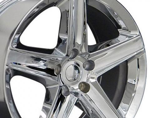 "20"" Fits Jeep - Grand Cherokee Wheel - Chrome 20x9"