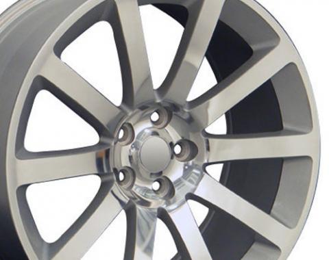 "20"" Fits Chrysler - 300 SRT Wheel - Silver 20x9"