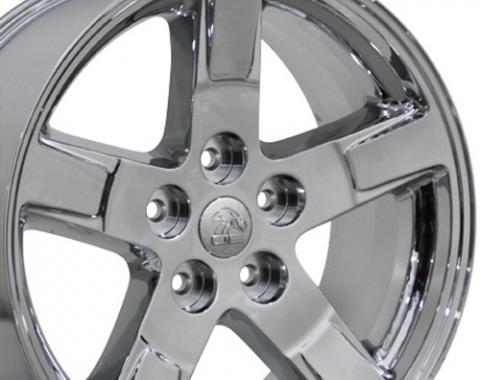 "20"" Fits Dodge - Ram Wheel - Chrome 20x9"