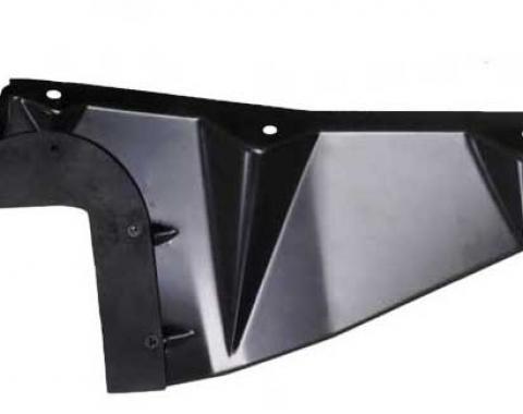 AMD Starter Splash Shield, 67-72 A-Body; 66-70 B-Body 387-1466