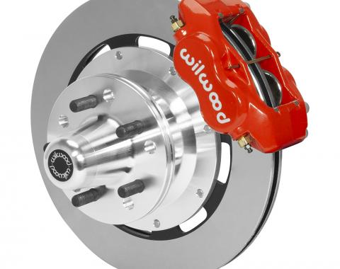 Wilwood Brakes Forged Dynalite Big Brake Front Brake Kit (Hub) 140-15468-R