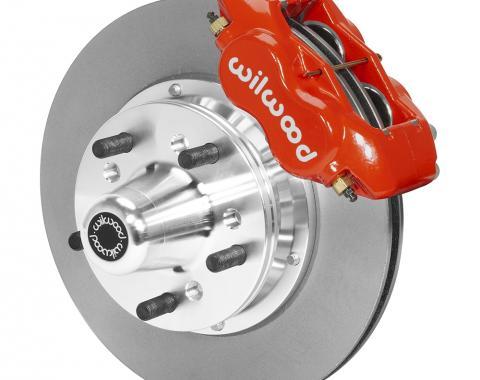 Wilwood Brakes Forged Dynalite Pro Series Front Brake Kit 140-15459-R