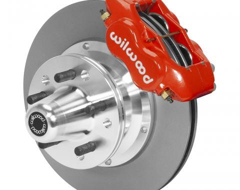 Wilwood Brakes Forged Dynalite Pro Series Front Brake Kit 140-15465-R