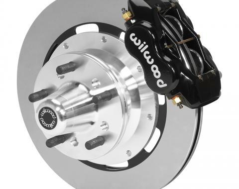 Wilwood Brakes Forged Dynalite Big Brake Front Brake Kit (Hub) 140-15461