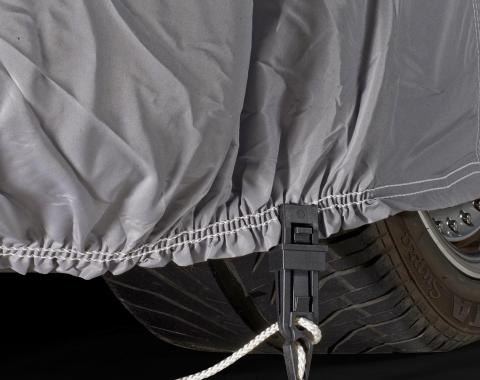 Car Cover Wind Gust Guard Kit