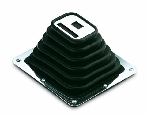 Hurst Super Shifter 3 Boot & Plate Shifter Boot 1140010